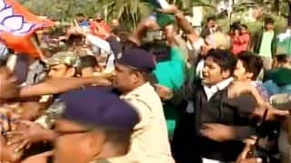 Odisha: Scuffle between BJP, BJD workers after BJP's 12-hour bandh call