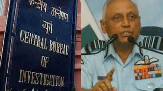 AgustaWestland scam: Former IAF chief SP Tyagi to be produced before court today by CBI