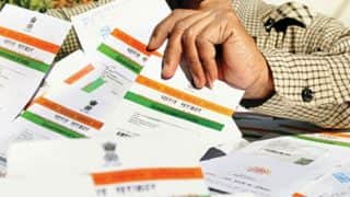 Aadhar data fully safe and secure, says UIDAI