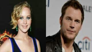 Jennifer Lawrence embarrasses Chris Pratt