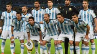 Argentina FIFA's team of 2016, France declared 'Mover of the Year'