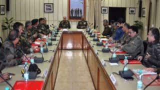 Srinagar: Core Group meets to strategise security