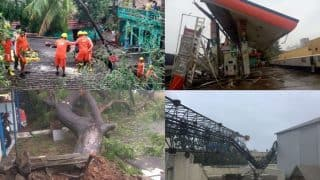Cyclone Vardah photos and videos: See the raging cyclone that has caused havoc in south India