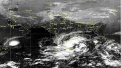 "Becoming a cyclone in the Bay of Bengal ""Nada"" in…"