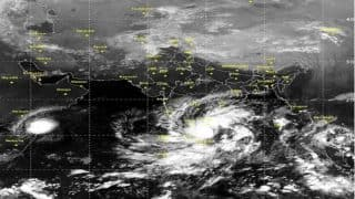 Cyclonic storm in Vardah: 200 NDRF men deployed in Tamil Nadu