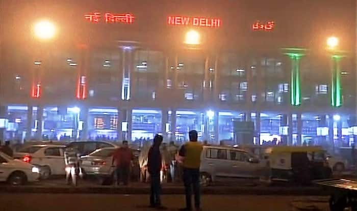 Trains, Flights Delayed, Some Cancelled, Due To Dense Fog In Delhi