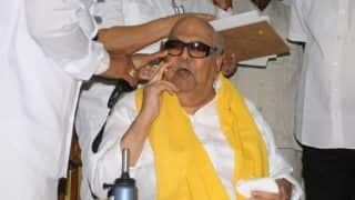 DMK President M Karunanidhi to Remain in Hospital For 2-3 Days, His Condition Stable as of Now