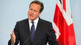 Regret Brexit, not the decision to hold referendum: David Cameron