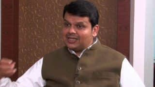Gram panchayats will be connected by fibre optic by 2018: Devendra Fadnavis