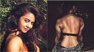 Saath Nibhaana Saathiya Fame Devoleena Bhattacharjee Breaks Her Image of a Typical Indian Bahu, Check Hot Pics