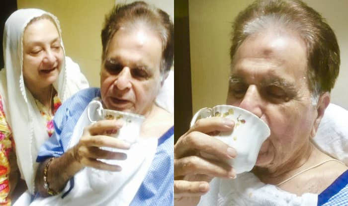 Image result for dilip kumar admitted to hospital