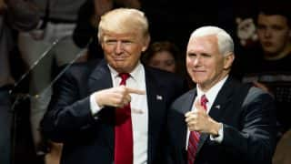 Donald Trump can help in solving world problems: Mike Pence