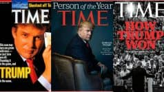 Donald Trump is TIME Person of the Year 2016! A look at all 9 times US President-elect graced the magazine cover