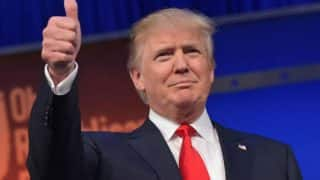 Donald Trump is Time magazine's Person of the Year 2016