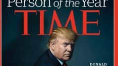 Donald Trump named person of the year 2016 by Time's magazine