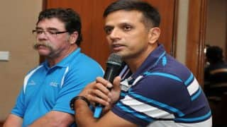 'This Test team has potential to do well in abroad', says Rahul Dravid