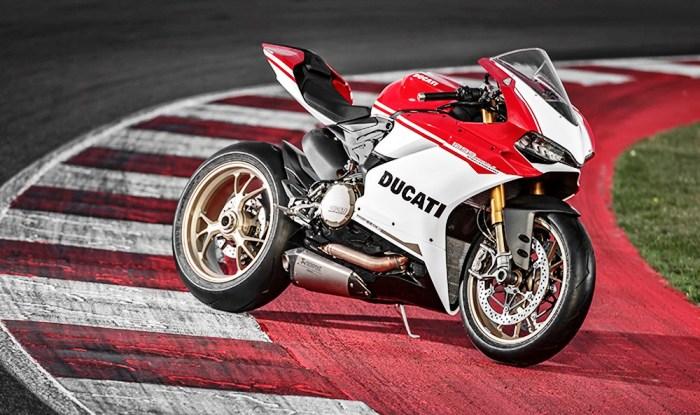 Ducati won't... Ducati India 2017