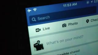 Facebook Live beyond mobile and app, now broadcast from desktop browser