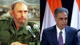 India lauds Fidel Castro in UN homage to revolutionary leader