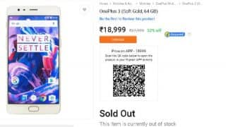 4 Things Flipkart's OnePlus 3 unauthorised sale makes us wonder about