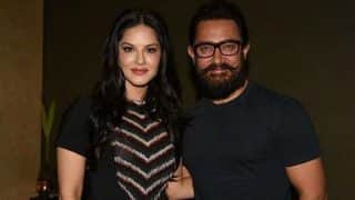 After working with Shah Rukh Khan in Raees, is Sunny Leone's next project with Dangal star Aamir Khan?