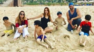 Is Kaabil hunk Hrithik Roshan planning to reunite with ex-wife Sussanne Khan?