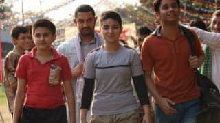 Dangal box office report day 6: Aamir Khan's Christmas release all set to hit Rs 200 crore mark!
