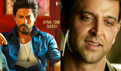 Raees vs Kaabil: Watch out Hrithik Roshan! Shah Rukh Khan's film already looks like a WINNER