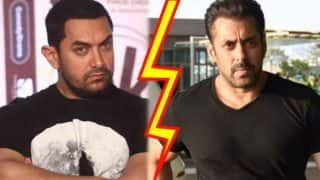 All is not well between Dangal star Aamir Khan and Salman Khan?