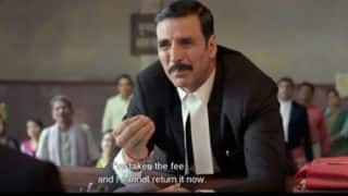 Akshay Kumar's Jolly LLB 2 trailer: Why do we show our lawyers to be losers in every court drama?