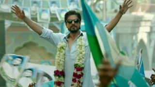 Happy New Year: Raees Shah Rukh Khan urges fans to be bindaas and badass in 2017