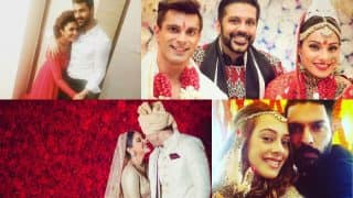 10 Indian celebrities who got married in 2016!