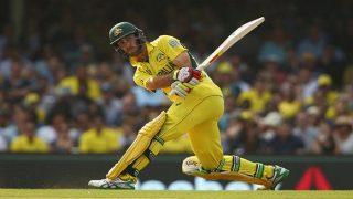 होबार्ट टी-20 में मैक्सवेल के शतक की मदद से ऑस्ट्रेलिया ने इंग्लैंड को हराया