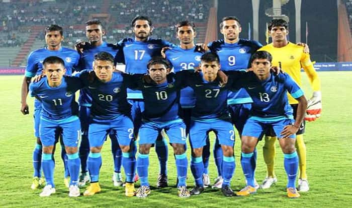 new arrivals 6e68c 984d3 India national football team finishes at 135th in FIFA ...