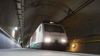 Gotthard Base: World's longest tunnel opens regular service in Switzerland
