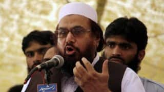 Hafiz Saeed, 4 others put under detention in Lahore