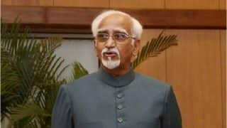 Agenda for political, economic and social democracy remains unfinished: Hamid Ansari