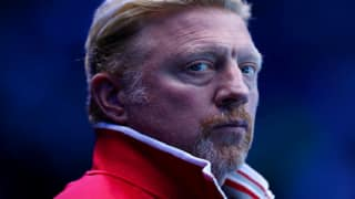 Tennis legend Boris Becker graces Kolkata 25K run