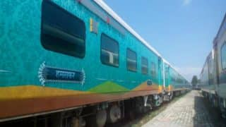 Humsafar, Antyodaya Express flagged off; Suresh Prabhu launches new catering policy for railways