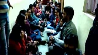 IIT Kharagpur students sit on hunger strike protesting against fee hike