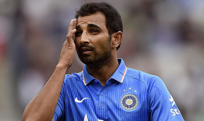 Fanatics troll mohammed Shami for wife's attire