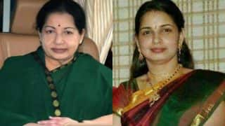 Pictures of J Jayalalithaa's secret daughter Divya Ramanathan Veeraraghavan are FALSE! Rumoured viral images are not of Amma's daughter