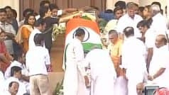 Jayalalitha Funeral LIVE: Watch Live streaming of Amma's last rites on Sun News from MGR memorial