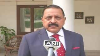 Pakistan's continuous denial mode against terrorism will only harm them: Jitendra Singh