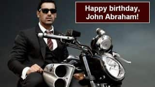 Happy Birthday, John Abraham: 7 things to know about the Bollywood hunk!