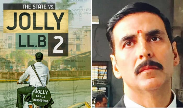 Jolly llb two look