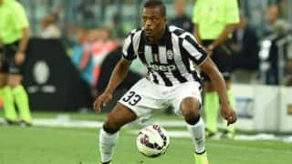Juventus star Patrice Evra lends a hand to struggling Syrian families