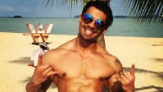 Damn! Even after marriage, Karan Singh Grover is busy wooing…