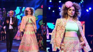 Hotness Alert! Kangana Ranaut redefines Fashion Ka Jalwa!