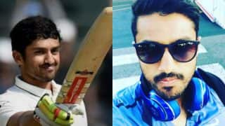 Karun Nair slams 300 runs in India vs England 2016 Chennai Test! 5 lesser known facts about newest Indian batting sensation